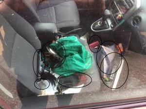 car burg